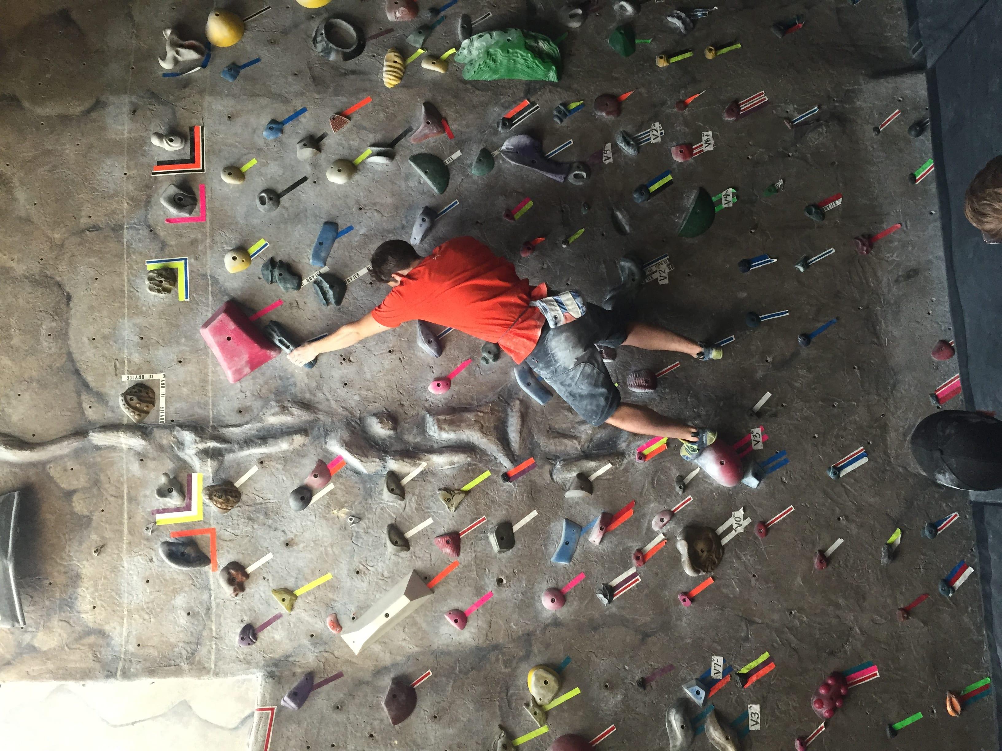 MPHC Climbing Gym